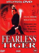 Fearless Tiger - Ron Hulme