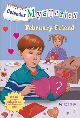 February Friend - Roy, Ron