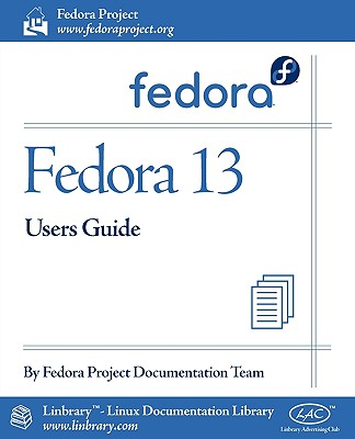 Fedora 13 User Guide - Fedora Documentation Project