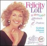 Felicity Lott s'amuse d'Offenbach � Poulenc