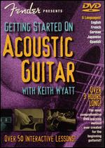 Fender: Getting Started on Acoustic Guitar -