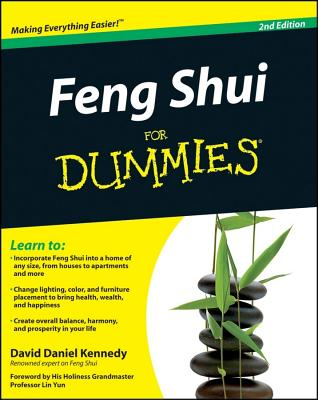 Feng Shui for Dummies - Kennedy, David Daniel, and Yun, Lin, Grandmaster (Foreword by)