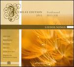 Ferdinand Hiller: Lieder