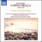 Fernando Lopes-Graça: Songs and Folks Songs