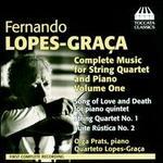 Fernando Lopes-Graça: String Quartets