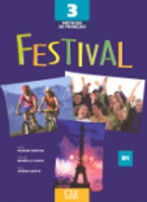 Festival Level 3 Textbook - Poisson-Quinton