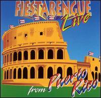 Fiesta Rengue Live - Various Artists