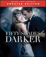 Fifty Shades Darker [Includes Digital Copy] [Blu-ray/DVD]