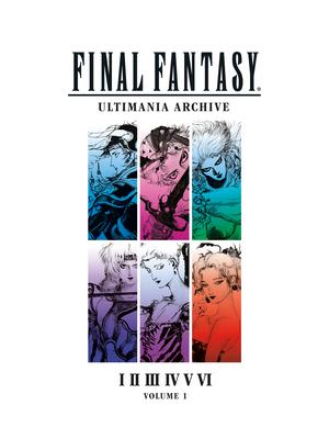 Final Fantasy Ultimania Archive Volume 1 - Square Enix