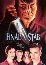 Final Stab - David DeCoteau