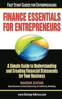 Finance Essentials for Entrepreneurs - Zafar, Naeem