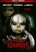 Finders Keepers - Alexander Yellen