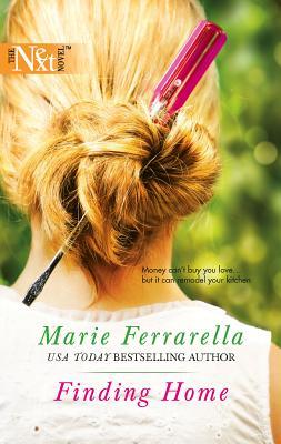 Finding Home - Ferrarella, Marie