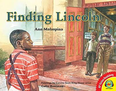 Finding Lincoln - Malaspina, Ann