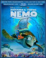Finding Nemo [3 Discs] [Spanish] [Blu-ray/DVD]