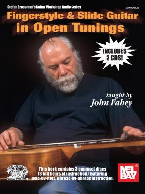Fingerstyle & Slide Guitar in Open Tunings - Fahey, John