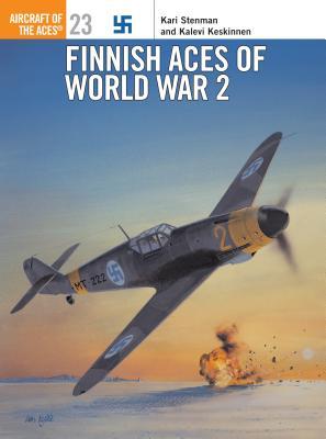 Finnish Aces of World War 2 - Stenman, Kari