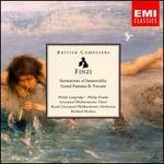 Finzi: Intimations of Immortality; Grande Fantasia & Toccata