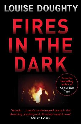 Fires In The Dark - Doughty, Louise
