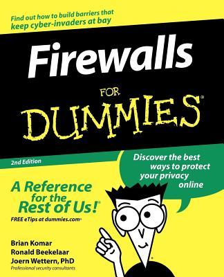 Firewalls for Dummies - Komar, Brian