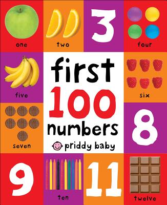 First 100 Numbers - Priddy, Roger