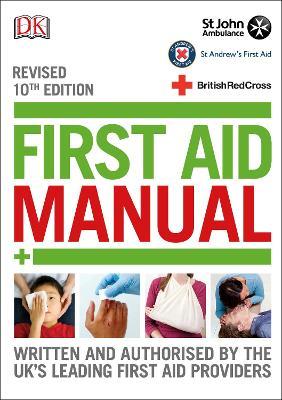 First Aid Manual - DK