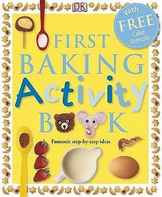 First Baking Activity Book -
