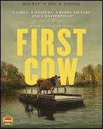 First Cow [Includes Digital Copy] [Blu-ray/DVD]