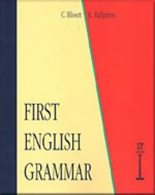 First English Grammar - Blissett, Celia