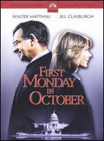 First Monday in October - Ronald Neame