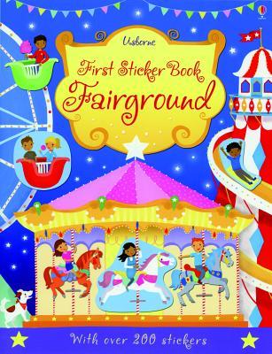 First Sticker Book Fairground - Taplin, Sam