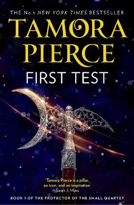 First Test - Pierce, Tamora