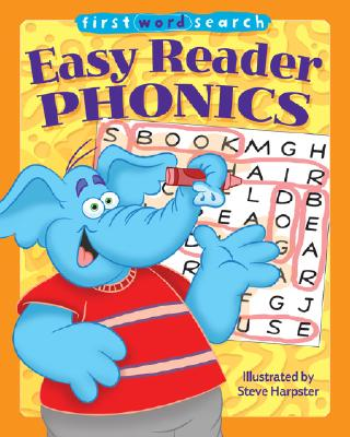 First Word Search: Easy Reader Phonics -