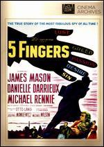 Five Fingers - Joseph L. Mankiewicz