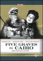 Five Graves to Cairo - Billy Wilder