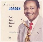 Five Guys Named Moe: Original Decca Recordings, Vol. 2