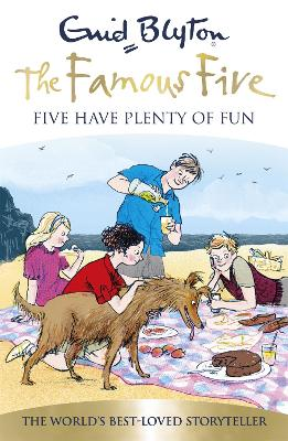Five Have Plenty Of Fun Book By Enid Blyton 13 Available
