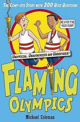 Flaming Olympics Quiz Book - Coleman, Michael