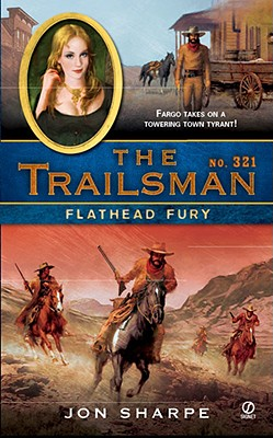 Flathead Fury - Sharpe, Jon