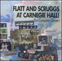 Flatt & Scruggs at Carnegie Hall! - Flatt & Scruggs