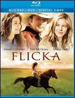 Flicka [2 Discs] [Includes Digital Copy] [Blu-ray/DVD] - Michael Mayer