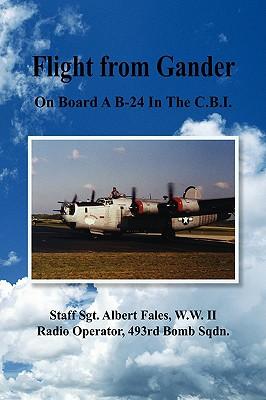 Flight from Gander - Fales, Albert