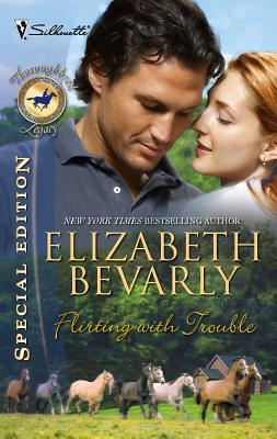 Flirting with Trouble - Bevarly, Elizabeth