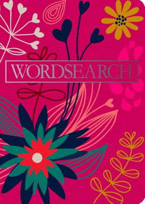 Floral Notebook Wordsearch - Arcturus Publishing