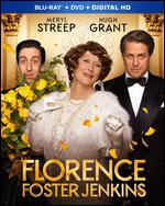 Florence Foster Jenkins [Includes Digital Copy] [Blu-ray/DVD]