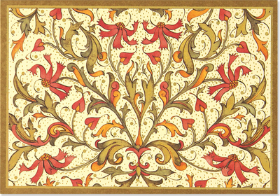 Florentine (Note Card Series) -