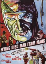 Flying Disc Man from Mars [Serial] - Fred C. Brannon