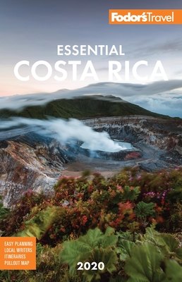 Fodor's Essential Costa Rica 2020 - Fodor's Travel Guides