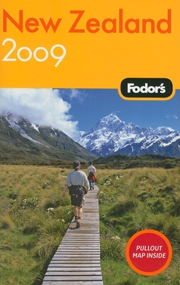 Fodor's New Zealand - Butler, Stephanie E (Editor)