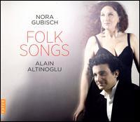 Folk Songs - Adrien Perruchon (percussion); Alain Altinoglu (piano); Bastien Pelat (flute); Camille Basl� (percussion);...